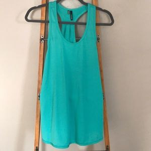 Maurices Teal Athletic Tank